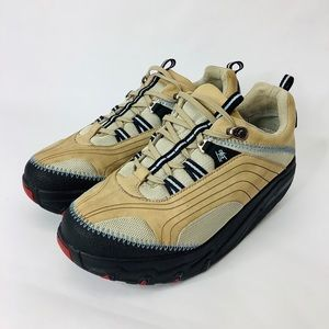 MBT Physiological toning Chapa NEW sneakers Sz 8